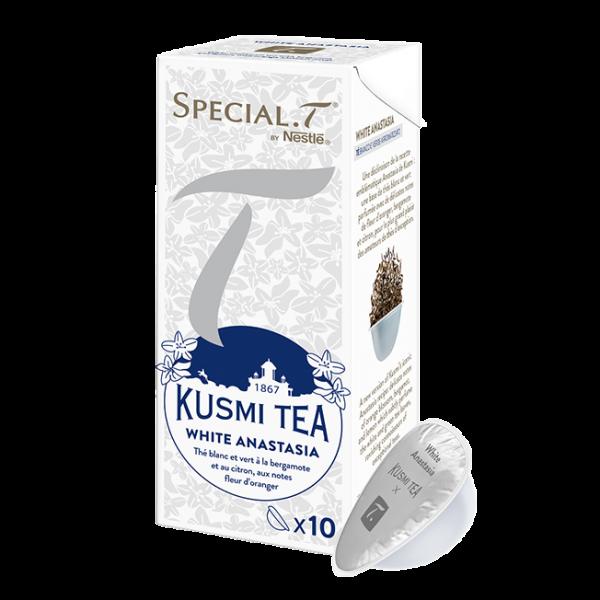 Special.T Kusmi Tea White Anastasia
