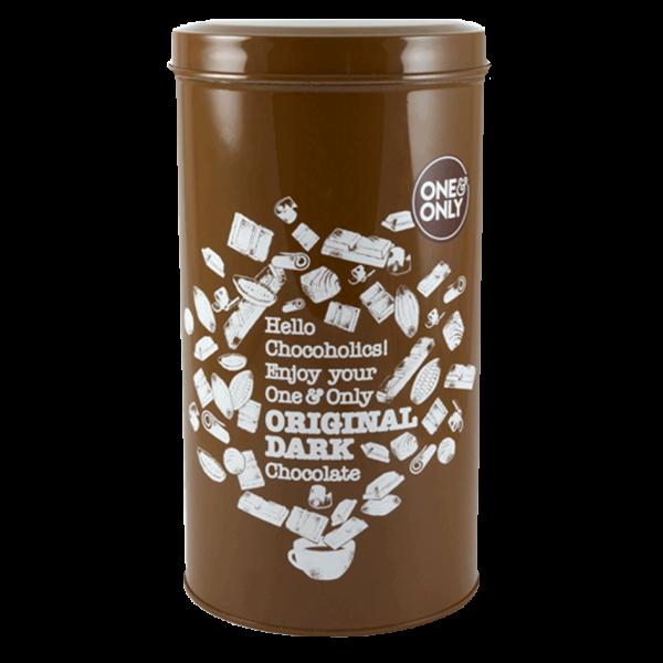 One&Only Aufbewahrungsdose Dark Chocolate