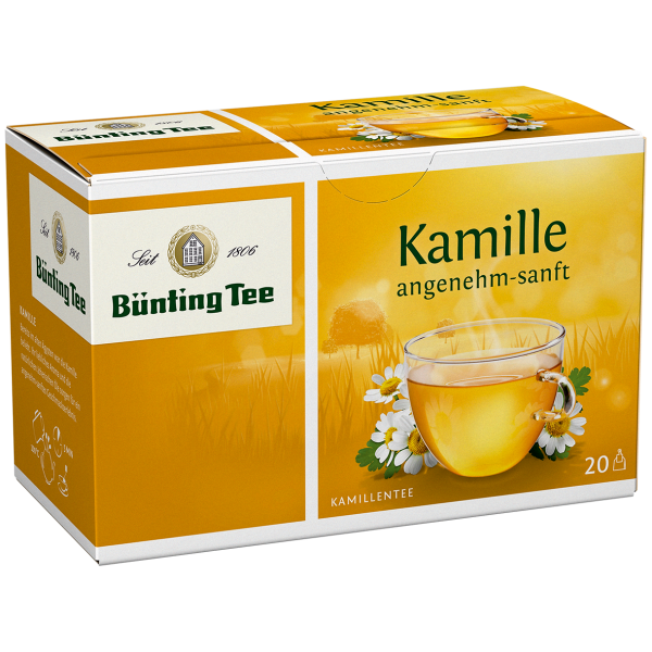 Bünting Tee Kamille Classic