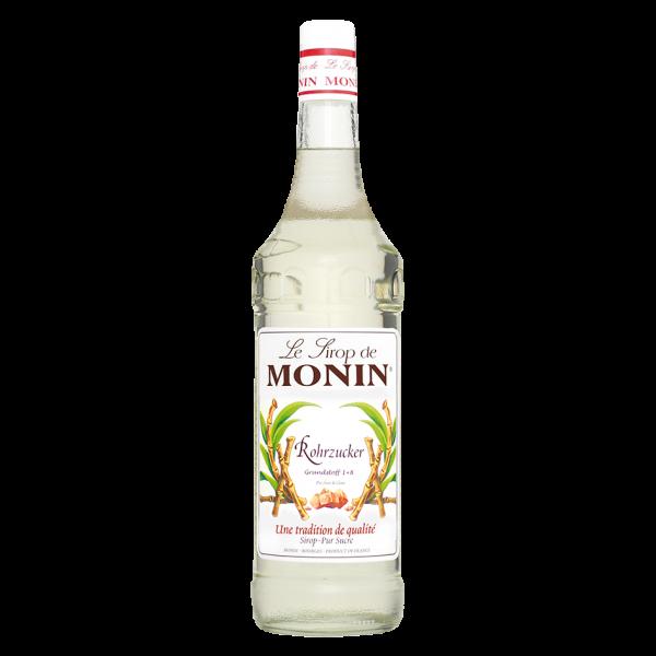 Monin Sirup Weißer Rohrzucker, 1,0L PET