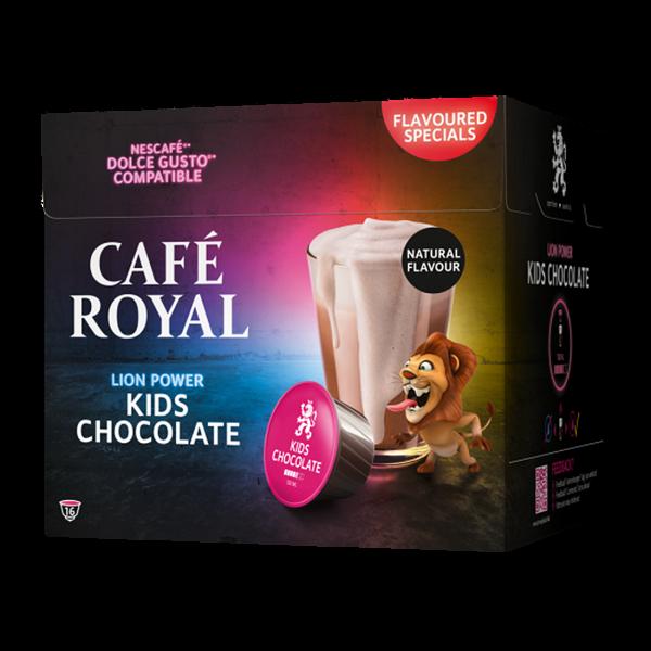 Café Royal Kids Chocolate für Dolce Gusto®*